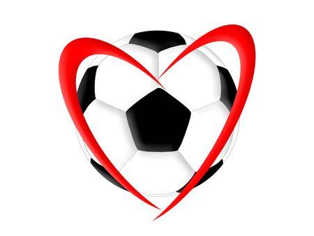 Football love (soccer love)