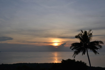 The sunset in Karimun Jawa in the north of Java Island. It has much more beautiful beaches than Bali! Pic was taken in May 2016.