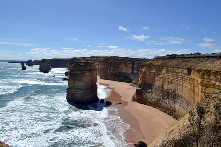 Probably the most famous sightseeing spot in Melbourne, Australia. The Great Ocean Road (which more famous as a tour destination, not a war memorial). Pic was taken in November 2016.