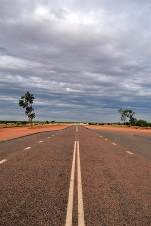 A (very) long way to the Red Centre, Central Australia. Pic was taken in November 2016.