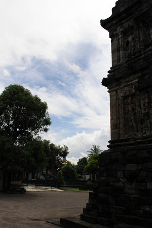 Jogjakarta in Indonesia has dozens temples (beside the popular Borobudur and Prambanan). This one is Candi Sari Temple. Pic was taken in November, 2017.