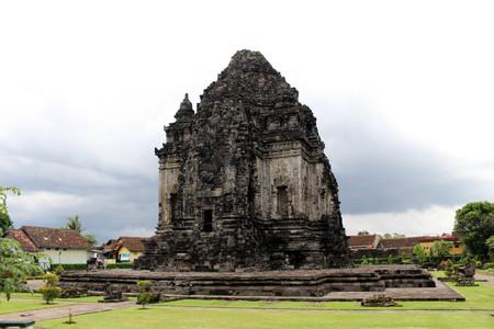 Jogjakarta in Indonesia has dozens temples (beside the popular Borobudur and Prambanan). This one is Candi Kalasan Temple. Pic was taken in November, 2017.