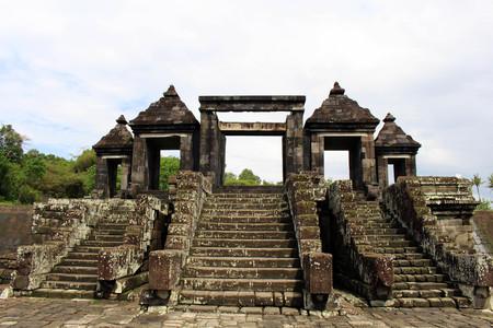 Jogjakarta in Indonesia has dozens temples (beside the popular Borobudur and Prambanan). This one is Candi Ratu Boko Temple. Pic was taken in November, 2017.