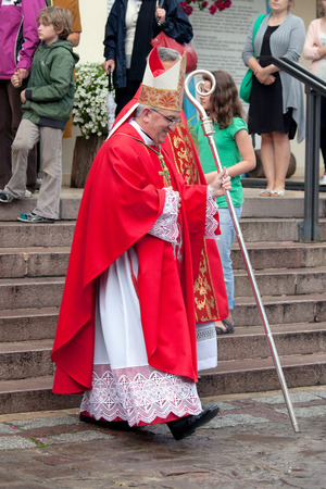 archbishop: Archbishop Celestino Migliore