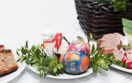 hallowed: Easter food