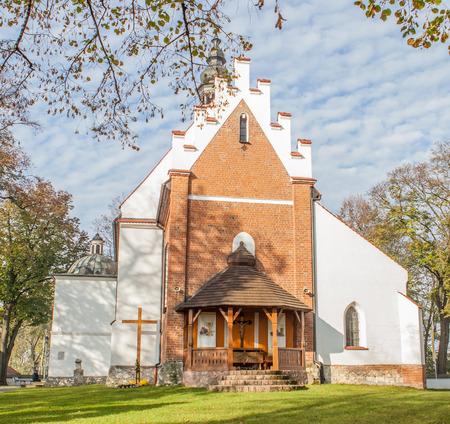 old church: old church