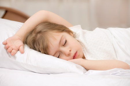 baby angel: sweet Dream Stock Photo