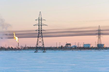 Industrial Landscape photo