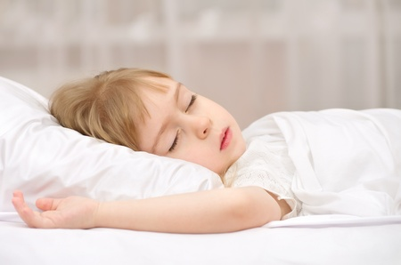 child sleeping: Sweet Dream