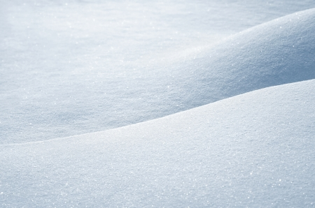 Background from snow Stock Photo - 16849159