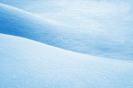 Background from snow Stock Photo - 16882578