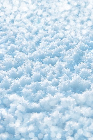 Background of ice crystals Stock Photo - 17434452