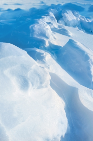 deep freeze: Snowy Landscape