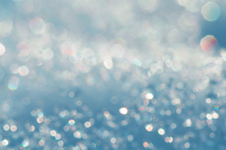 brilliant: Abstract background blur of gleaming ice