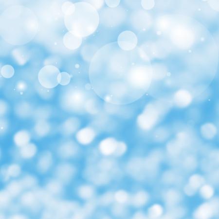 Blauwe abstracte achtergrond met lichte flare voor ontwerp Stockfoto