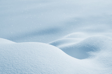 drifts: Winter bright background with deep snow drifts