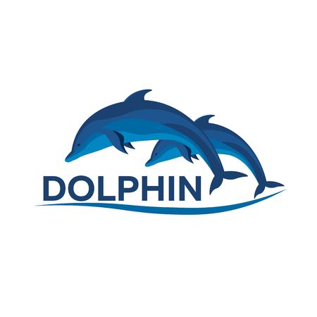 dolphinarium: Dolphinarium. Illustration