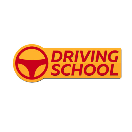 driving school: Driving school . Auto Education. The rules of the road