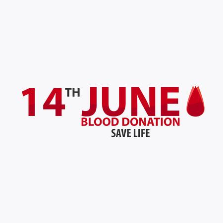 medical illustration: Blood donation banner. Medical illustration Vector illustration