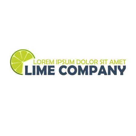 quartered: Lime company. Citrus.
