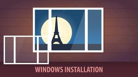 Windows-installatiebanner.