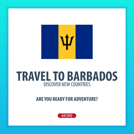 Travel to Barbados. Discover and explore new countries. Adventure trip