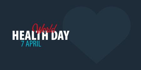 World Health day image illustration