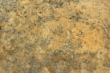 Rough brown stone background photo