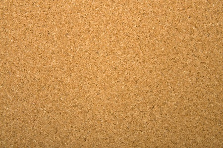 Blank wooden corkboard shoot in close, good for background photo