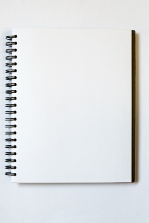 bind: Blank notebook, you can put your text here
