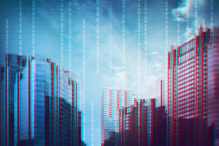 screen: Modern virtual screen background