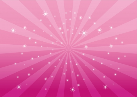 fairytale background: pink color light background