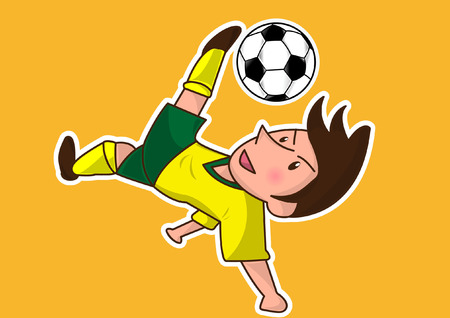 Dibujos animados de futbol - Imagui