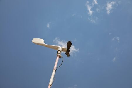 meteorology stuffs to monitor climatic conditions 版權商用圖片