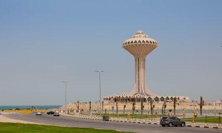 Dammam . KSA , Saudi Arabia View in Dammam , Dammam , Saudi Arabia dammam tower