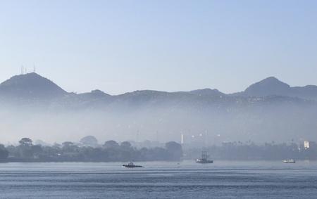 sierra: freetown the harbour of sierra leone