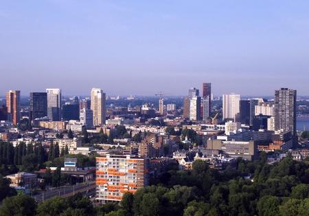 euromast: rotterdam