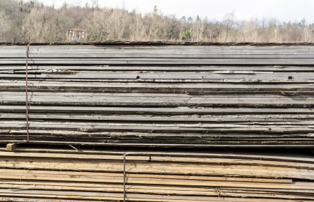 pile of wood  Stock Photo - 17857365
