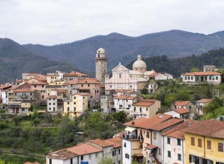 ortonovo a lttle village near la spezia