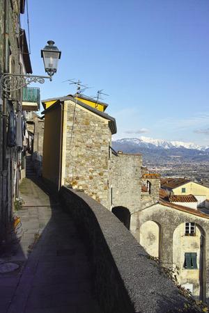 spezia: Trebbiano a very beautiful medieval village near La Speiza