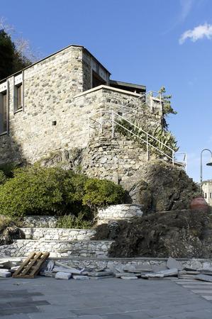 monterosso: monterosso a very beautiful village near la spezia Editorial