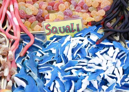 bon: bon bon at market in la spezia