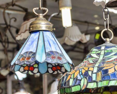 very nice liberty lamp at market