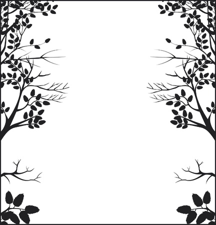 four pattern: frame tree