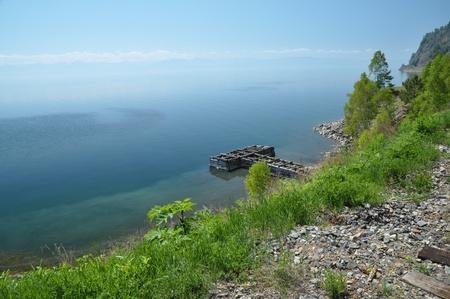 decrepitude: The old pier