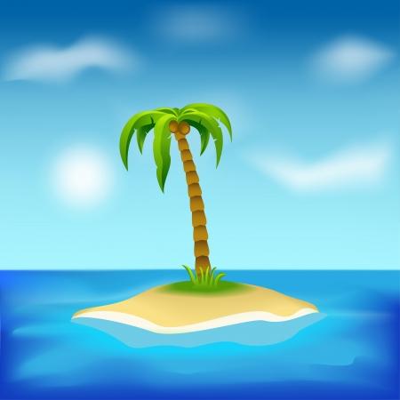 Island Illustration