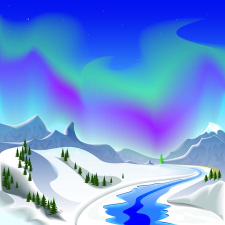 aurora polaris: Aurora polaris