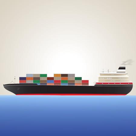 sea tanker ship: Tanker cargo