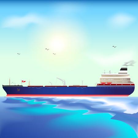 barge: Tanker