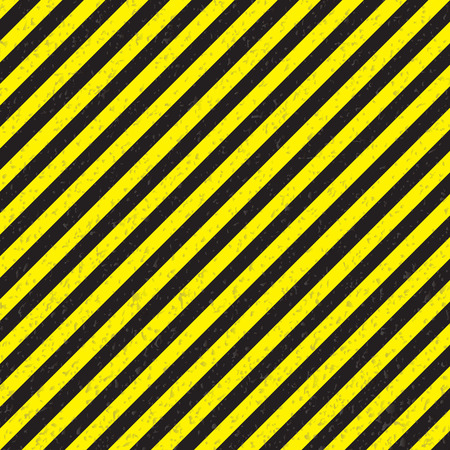tissue paper art: Abstract geometric lines with diagonal black and yellow stripes.